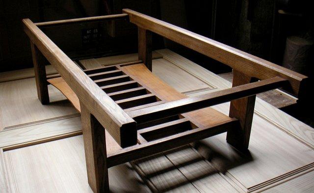 Concepteur meubles design bois conception var provence Meuble en bois design